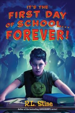 It's the first day of school-- forever! cover image