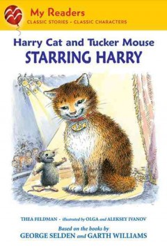 Starring Harry cover image