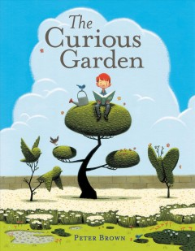 The curious garden cover image
