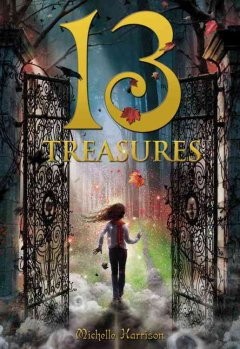 13 treasures cover image
