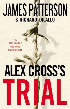 Alex Cross's trial cover image