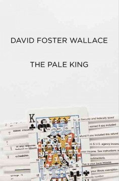 The pale king : an unfinished novel cover image