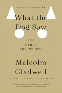 What the dog saw and other adventures cover image