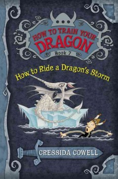 How to ride a dragon's storm cover image