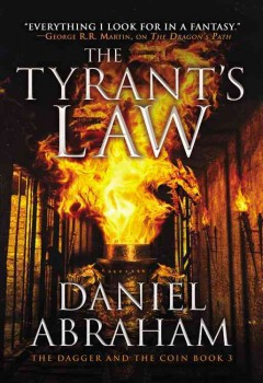 The tyrant's law cover image