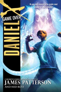 Daniel X. Game over cover image