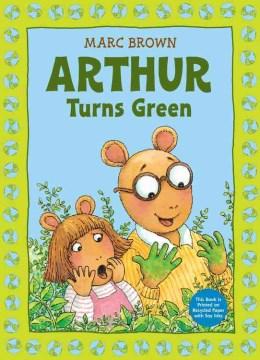 Arthur turns green cover image