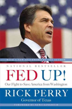 Fed up! : our fight to save America from Washington cover image