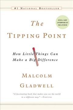 The tipping point how little things can make a big difference cover image