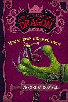 How to break a dragon's heart : the heroic misadventures of Hiccup the Viking cover image