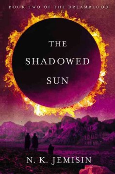 The shadowed sun cover image