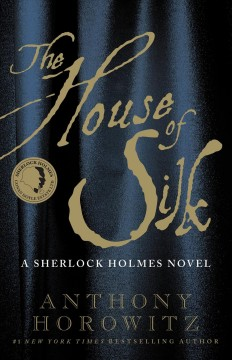 The house of silk a Sherlock Holmes novel cover image