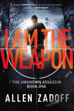 I am the weapon cover image