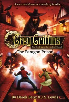 Grey Griffins: the Paragon Prison cover image