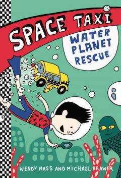 Water planet rescue cover image