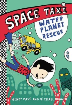 Space taxi: water planet rescue cover image