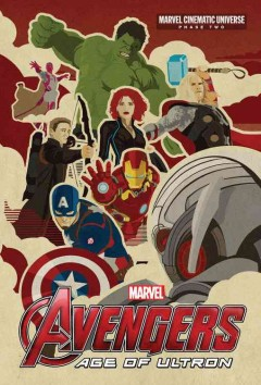 Marvel Avengers, Age of Ultron cover image