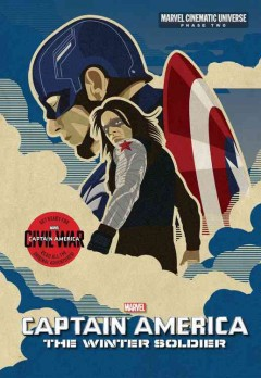 Captain America, the winter soldier cover image