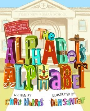 The Alphabet's Alphabet cover image