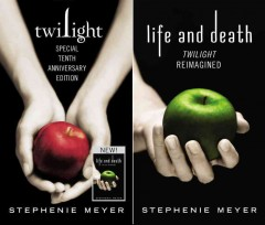 Twilight ; Life and death : a reimagining of the classic novel cover image