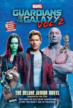 Guardians of the Galaxy. Vol. 2, The junior novel cover image