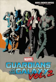 Guardians of the Galaxy. Vol. 2 cover image