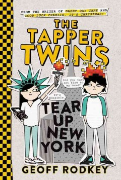 The Tapper twins tear up New York cover image