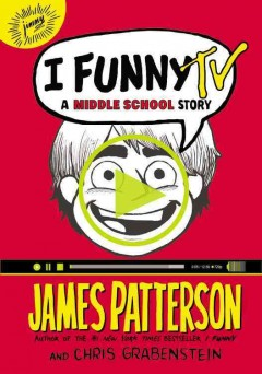 I funny TV a middle school story cover image