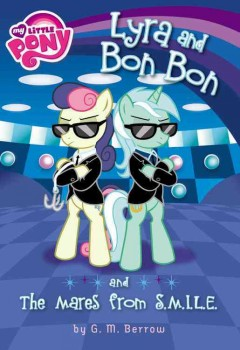 Lyra and Bon Bon and the Mares from S.M.I.L.E cover image