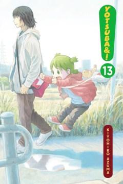 Yotsuba&! 13 cover image