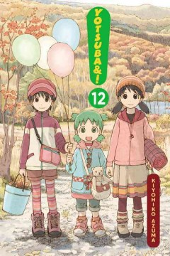 Yotsuba &!. 12 cover image