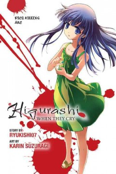 Higurashi when they cry. Dice killing arc cover image