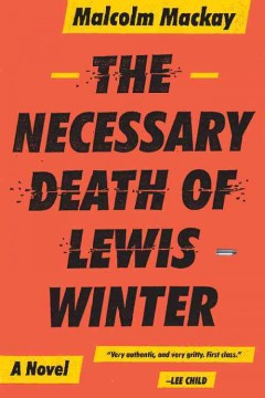 The necessary death of Lewis Winter cover image