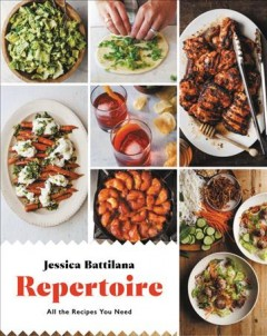 Repertoire : all the recipes you need cover image