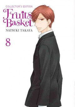 Fruits basket. 8 cover image