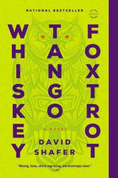 Whiskey Tango Foxtrot cover image