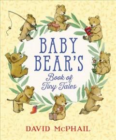 Baby Bear's book of tiny tales cover image