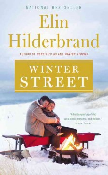Winter street cover image
