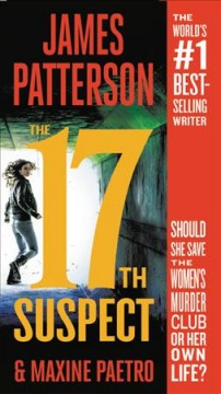 The 17th suspect cover image