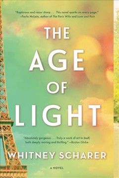 The age of light cover image