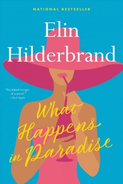 What happens in paradise cover image