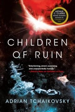 Children of ruin cover image
