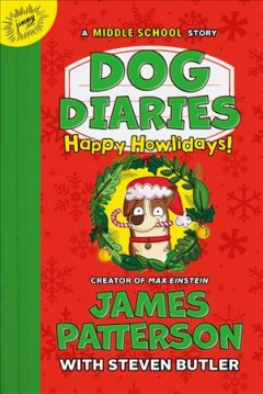 Happy howlidays! : a middle school story cover image