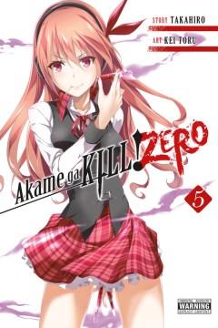 Akame ga kill! Zero 5 cover image