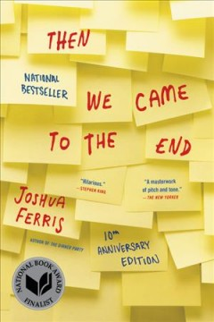 Then we came to the end cover image