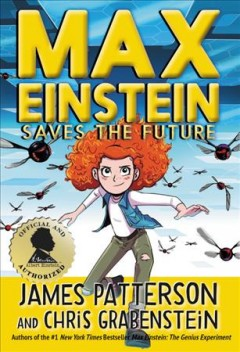 Max Einstein saves the future cover image