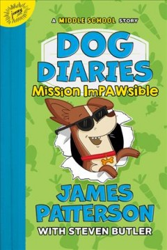 Mission impawsible : a middle school story cover image