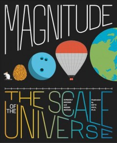 Magnitude : the scale of the universe cover image