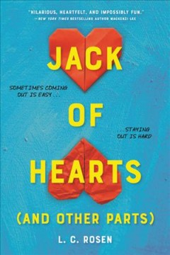 Jack of hearts (and other parts) cover image