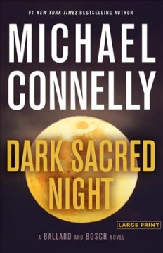 Dark sacred night cover image